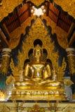 Bouddha, statues de Bouddha de la Thaïlande Photos libres de droits