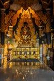 Bouddha, statues de Bouddha de la Thaïlande Photo libre de droits