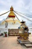 Bouddha Stupa, Nepal royalty-vrije stock afbeelding
