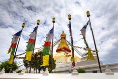 Bouddha Stupa, Nepal imagens de stock royalty free