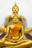 Bouddha thaï Photos stock