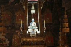 Bouddha vert Image libre de droits