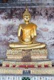 Bouddha Wat Suthat Thepwararam - à Bangkok, Thaïlande Photographie stock libre de droits