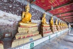 Bouddha Wat Suthat Thepwararam - à Bangkok, Thaïlande Photo libre de droits