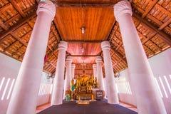Bouddha Watnakhonchum chez Phichit Thaïlande Photographie stock
