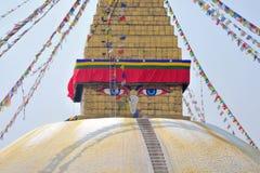 Bouddhanath Image stock