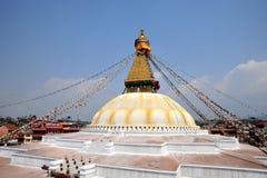 bouddhanath Стоковое Изображение