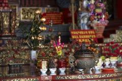 Bouddhisme d'hommage photo stock
