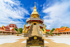 Bouddhisme en Thaïlande Photos stock