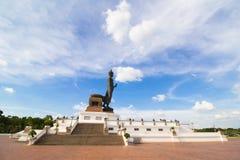 Bouddhisme géant en Thaïlande Photographie stock libre de droits