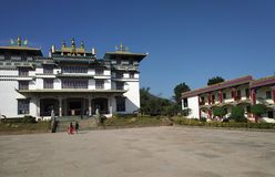 Boudh świątynia zdjęcia royalty free
