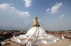 Boudha Stock Photography