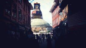 Boudha Stupa Lizenzfreie Stockbilder