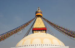 Boudhanath 1 Royalty Free Stock Photos