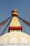 Boudhanath 2 Royalty Free Stock Images