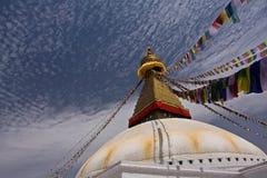Boudhanath Image libre de droits