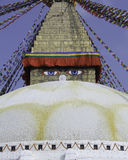 Boudhanath Στοκ Εικόνες