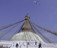 Boudhanath Royalty Free Stock Photo
