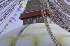 Boudhanath Royalty Free Stock Photography