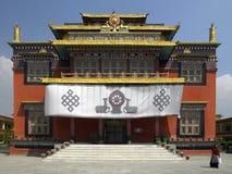 Boudhanath Monastery - Kathmandu - Nepal Royalty Free Stock Images