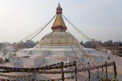 Boudhanath Stupa Royalty Free Stock Photography