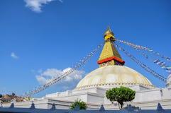 Boudhanath Stupa Immagini Stock Libere da Diritti