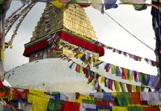 Boudhanath Stupa Imagens de Stock Royalty Free