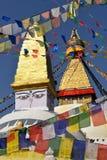 Boudhanath Stupa. Stock Photography