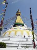 Boudhanath Stupa - Kathmandu - Nepal royalty free stock photos