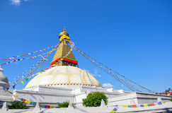 Boudhanath Stupa Stock Photography