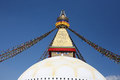 Boudhannath Royalty Free Stock Photos