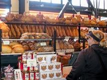 Boudin Bakery in San Francisco stock photos