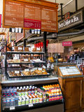 Boudin Bakery in San Francisco royalty free stock photography