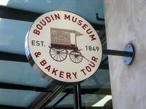 Boudin Bakery in San Francisco Stock Image
