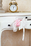 Boudoir furniture Stock Photography