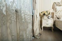 Boudoir pokój Obrazy Royalty Free
