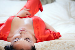 Boudoir Portraiture Royalty Free Stock Photography
