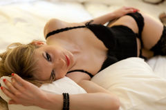 Boudoir Portraiture Stock Photography