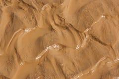 boue proche vers le haut Images stock
