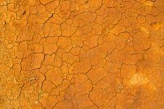 Boue sèche Photo libre de droits