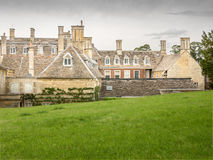 Boughton House Royalty Free Stock Photography