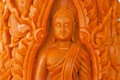 Bougie de Bouddha image libre de droits