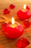 bougies Image libre de droits