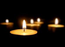 bougies Photographie stock