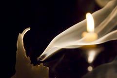 Bougies d'éclairage Image stock