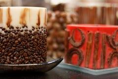 Bougies d'arome Photographie stock libre de droits