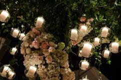 Bougies de flottement Photographie stock