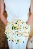 Bouguet de la explotación agrícola de la novia de flores Foto de archivo
