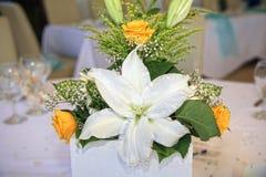 Bouguet des fleurs Photographie stock