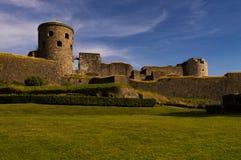 Bouhus-Festung Lizenzfreies Stockfoto